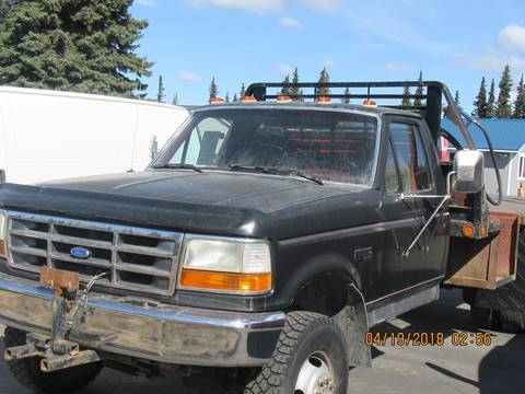 1993 Ford F-350 Super Duty for sale at Great Alaska Car Co. in Soldotna AK