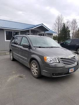 2010 Chrysler Town and Country for sale at Great Alaska Car Co. in Soldotna AK
