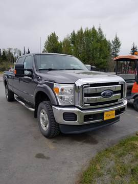 2012 Ford F-250 Super Duty for sale at Great Alaska Car Co. in Soldotna AK