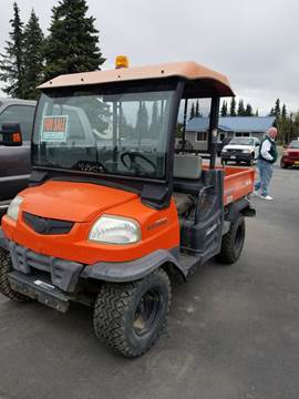 2005 Kubota RTV900 for sale in Soldotna, AK