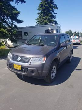 2012 Suzuki Grand Vitara for sale at Great Alaska Car Co. in Soldotna AK