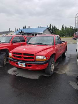 1997 Dodge Dakota for sale at Great Alaska Car Co. in Soldotna AK