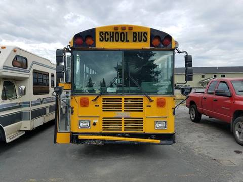2002 Thomas Built Buses Saf-T-Liner EF for sale in Soldotna, AK