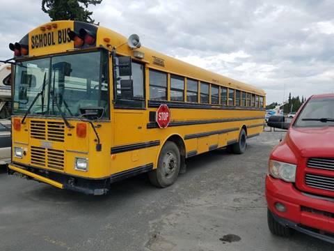 2002 Thomas Built Buses Saf-T-Liner EF