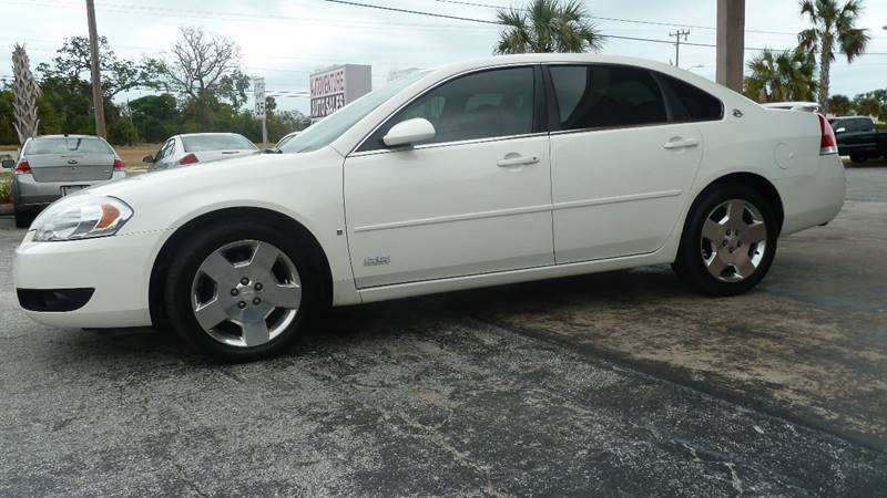 2008 Chevrolet Impala For Sale At AutoVenture Sales And Rentals In Holly  Hill FL