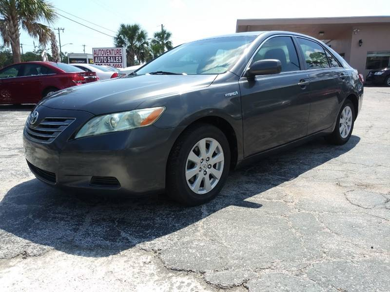 2008 Toyota Camry Hybrid For Sale At AutoVenture Sales And Rentals In Holly  Hill FL