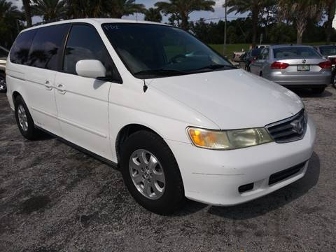 2004 Honda Odyssey for sale in Holly Hill, FL