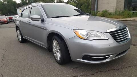 2014 Chrysler 200 for sale in Manassas, VA