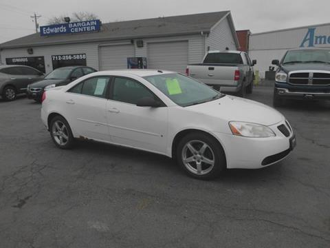 2008 Pontiac G6 for sale in Council Bluffs, IA