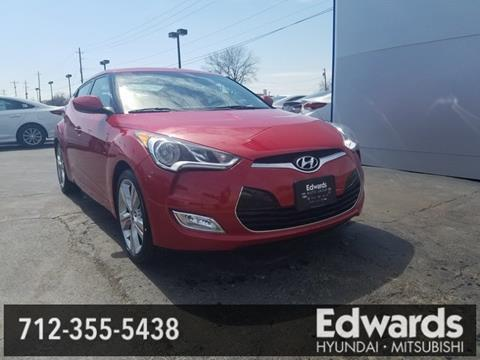 2017 Hyundai Veloster for sale in Council Bluffs, IA