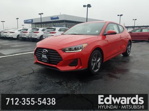 High Quality 2019 Hyundai Veloster For Sale In Council Bluffs, IA