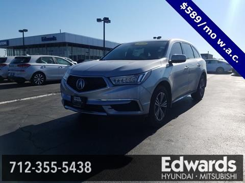 2018 Acura MDX for sale in Council Bluffs, IA