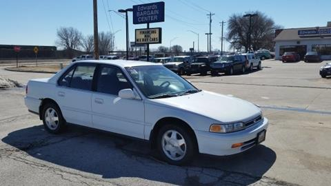 1993 Honda Accord for sale in Council Bluffs, IA