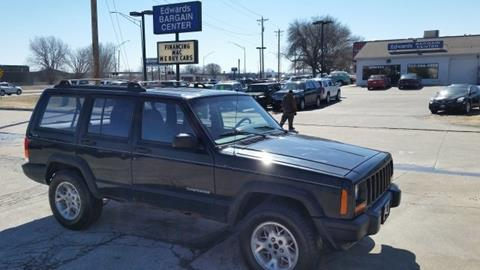 1999 Jeep Cherokee for sale in Council Bluffs, IA