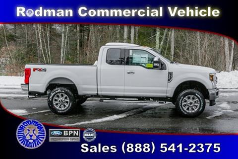 2018 Ford F-350 Super Duty for sale in Foxboro, MA