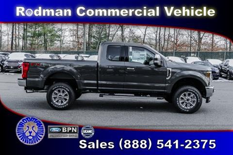 2018 Ford F-250 Super Duty for sale in Foxboro, MA
