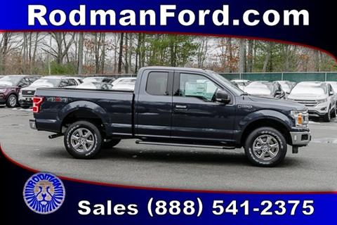 2018 Ford F-150 for sale in Foxboro, MA