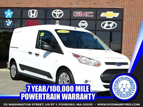 2016 Ford Transit Connect Cargo for sale in Foxboro, MA