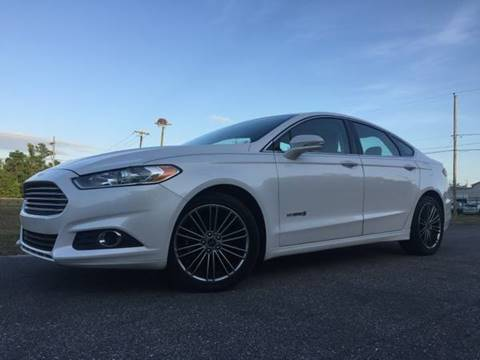 2013 ford fusion hybrid for sale - carsforsale