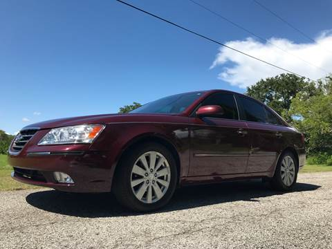 2009 Hyundai Sonata for sale at ICar Florida in Lutz FL