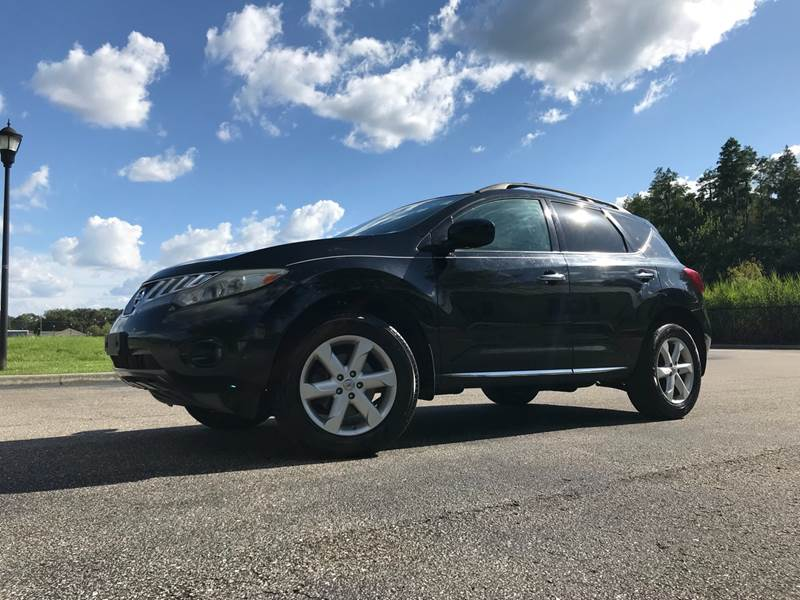 2010 Nissan Murano for sale at ICar Florida in Lutz FL