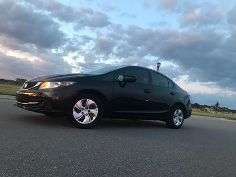 2014 Honda Civic for sale at ICar Florida in Lutz FL