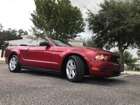 2010 Ford Mustang For Sale Carsforsale