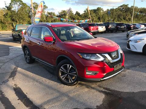 2017 Nissan Rogue for sale in Lutz, FL