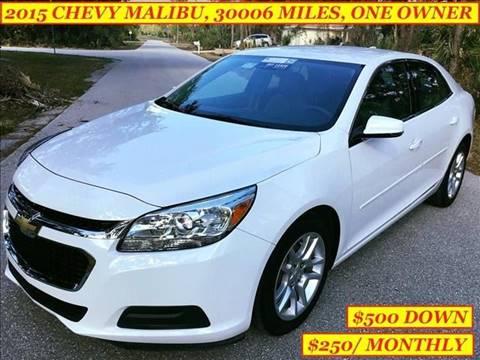 2015. Chevrolet Malibu