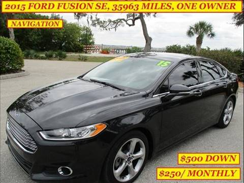 Marvelous 2015. Ford Fusion