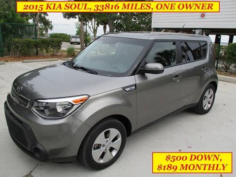 Good 2015 Kia Soul For Sale In Port Charlotte, FL