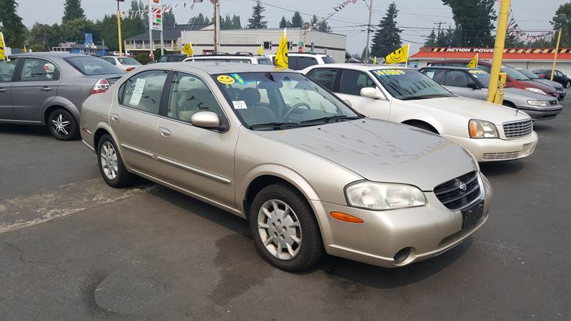 Nissan Maxima GXE In East Olympia WA Good Guys Used Cars Llc - Good guys used cars