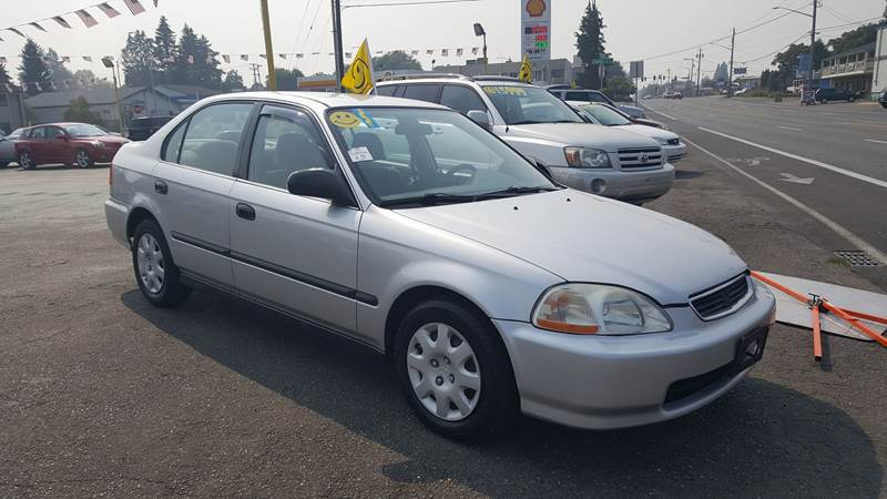 Honda Civic LX In East Olympia WA Good Guys Used Cars Llc - Good guys used cars