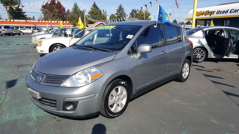 Nissan Versa SL In East Olympia WA Good Guys Used Cars Llc - Good guys used cars