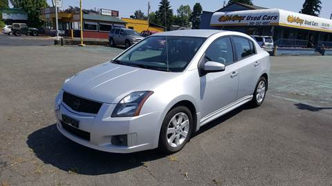Used Cars Olympia >> Nissan For Sale In East Olympia Wa Good Guys Used Cars Llc