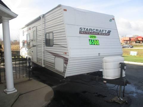 2010 Starcraft Autumn Ridge 278BH for sale in Ravenna, OH