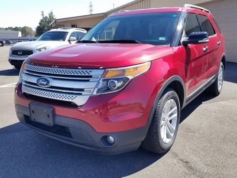 2013 Ford Explorer for sale in Richmond, VA