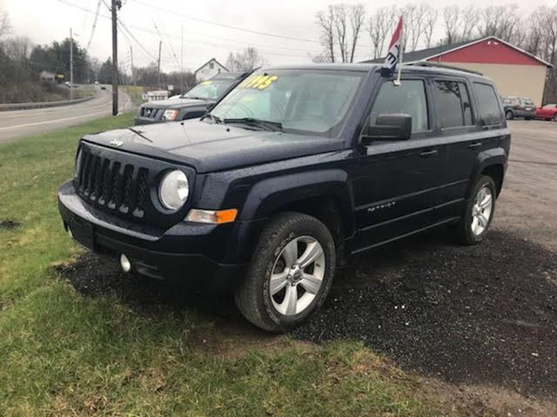 2012 Jeep Patriot For Sale At Patriot Auto Sales In Montague NJ