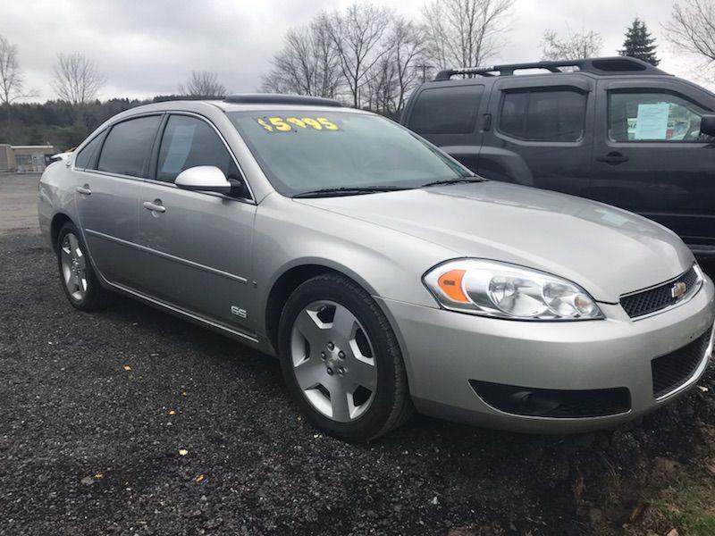 2008 Chevrolet Impala For Sale At Patriot Auto Sales In Montague NJ