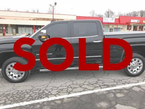 2017 GMC Sierra 2500HD for sale in Rockville, MD