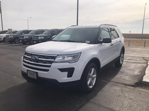 2018 Ford Explorer for sale in El Reno, OK