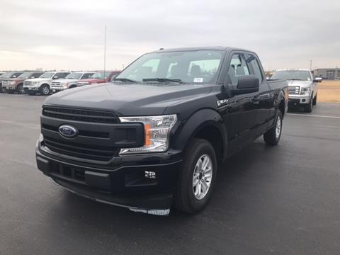 2018 Ford F-150 for sale in El Reno, OK