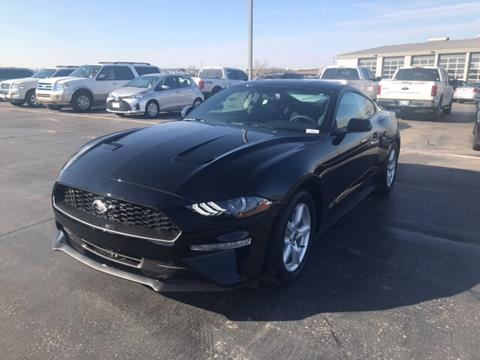 2018 Ford Mustang for sale in El Reno, OK