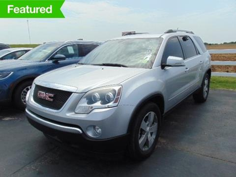 2012 GMC Acadia for sale in El Reno, OK