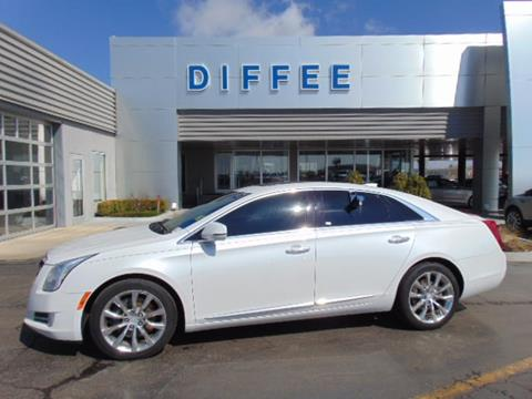 2016 Cadillac XTS for sale in El Reno, OK