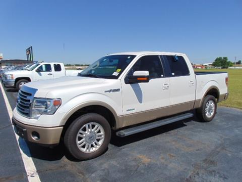 2014 Ford F-150 for sale in El Reno, OK