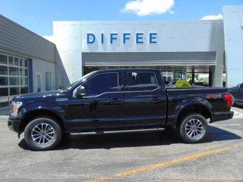 2019 Ford F-150 for sale in El Reno, OK
