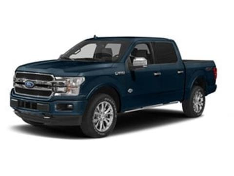 2018 Ford F-150 for sale in El Reno, OK