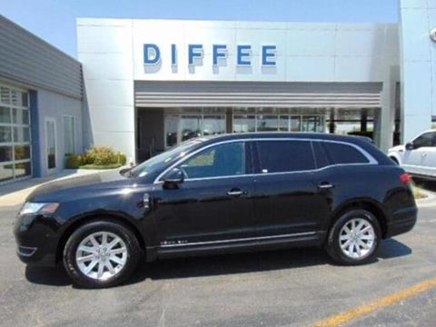 2018 Lincoln MKT Town Car for sale in El Reno, OK