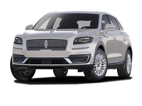 2019 Lincoln Nautilus for sale in El Reno, OK
